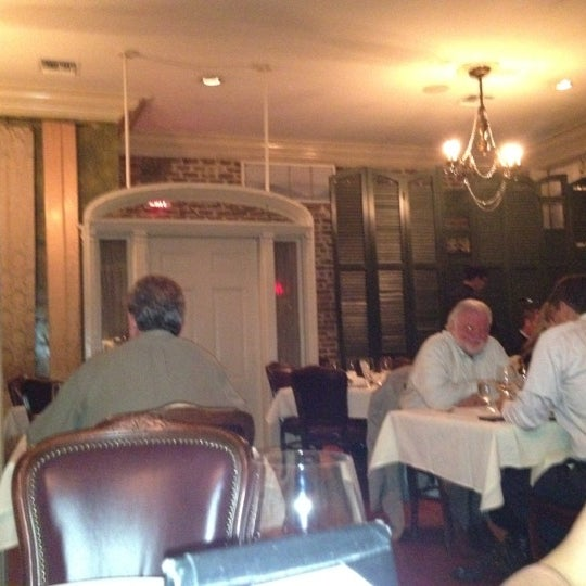 Photo taken at Muriel's Jackson Square by patrick p. on 5/9/2012