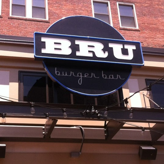 Bru Burger Bar Downtown Indianapolis 152 Tips From