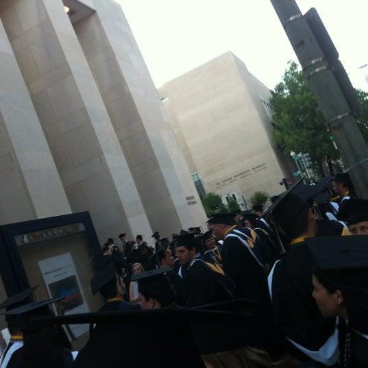 Photo taken at Lisner Auditorium by Robbie M. on 5/19/2012
