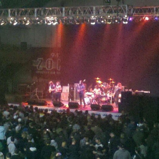 Photo taken at Main Street Armory by Danielle R. on 1/21/2012