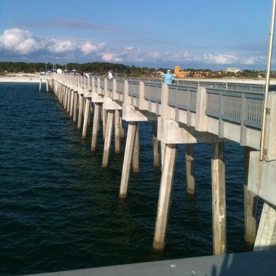 Panama city pier harbor marina in panama city beach for Panama city fishing pier