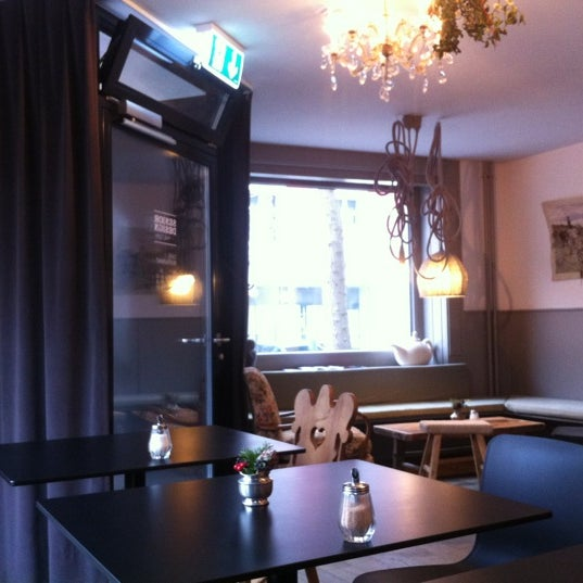 Senior design factory now closed café in zürich