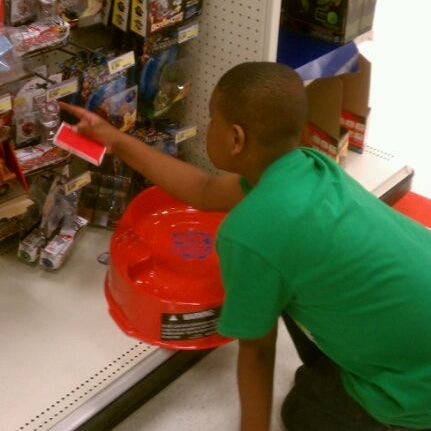 Photo taken at Target by Tanya H. on 3/22/2012