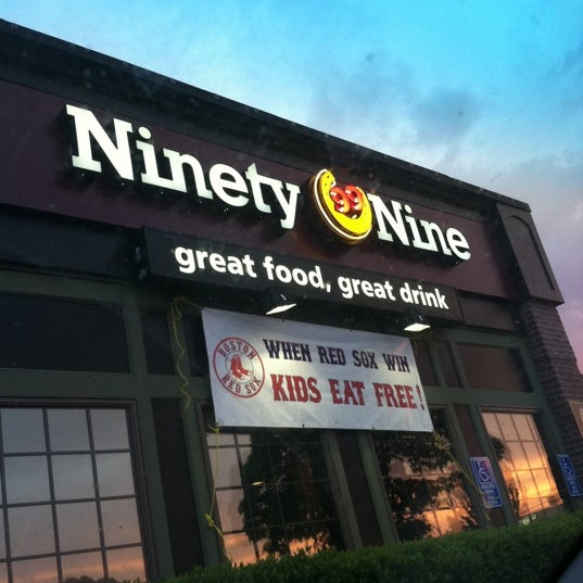 Ninety Nine Restaurant - Bridgewater, MA