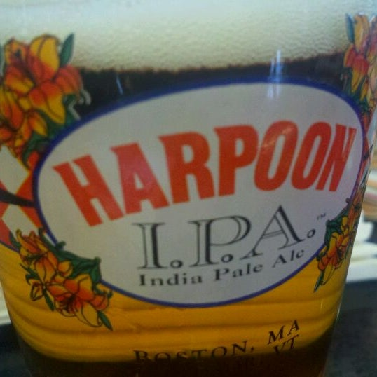 Photo taken at Harpoon Tap Room by Max on 1/22/2012