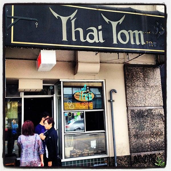 Best Thai Food In University District Seattle