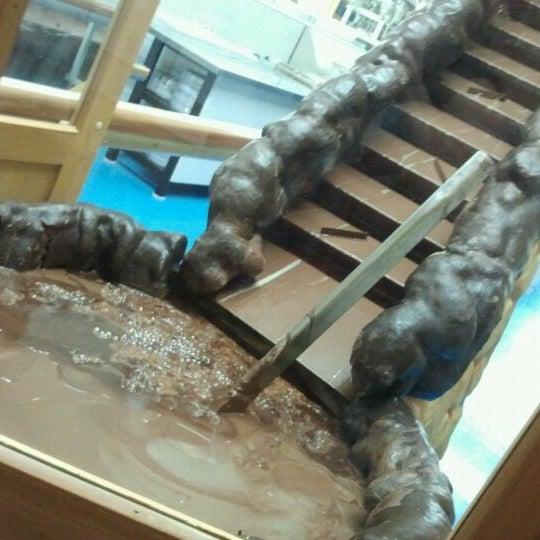 Photo taken at Florybal Chocolates by Ana Gloria S. on 12/29/2011
