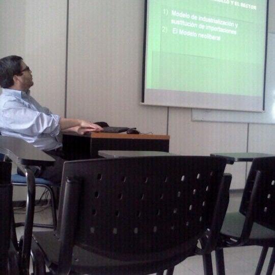 Foto tomada en Universidad Andrés Bello por Azor G. el 9/26/2011