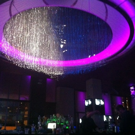 Photo taken at PNK Restaurant & Ultra Lounge by Marguerite G. on 5/7/2011