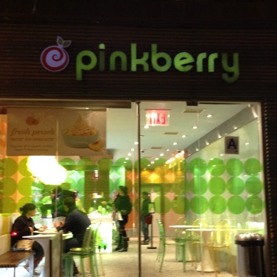 Pinkberry Hell S Kitchen