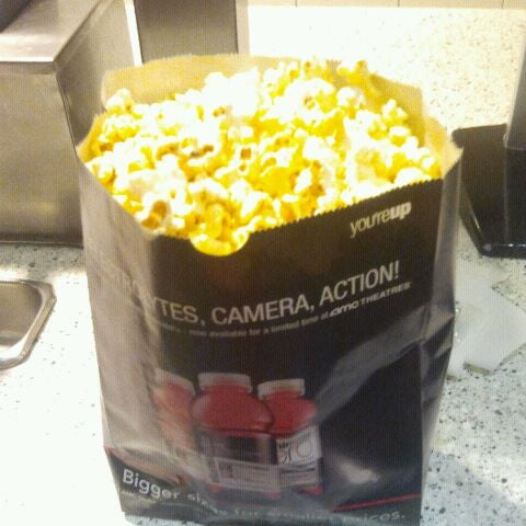 Photo taken at AMC Fashion Valley 18 by Lindsey M. on 9/21/2011