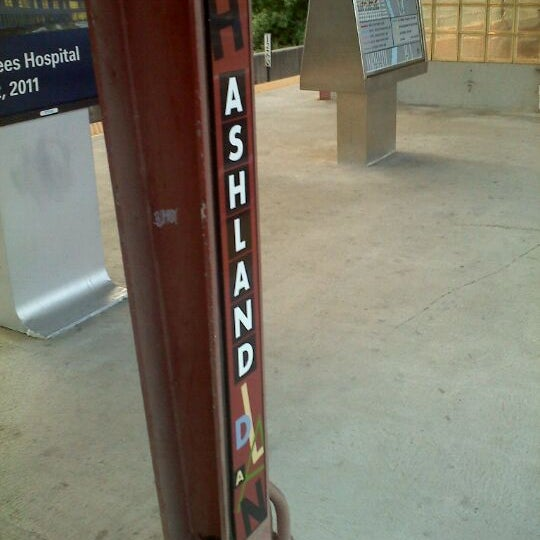 Photo taken at PATCO: Ashland Station by Mike C. on 6/4/2011