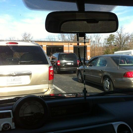 Vehicle emissions inspection program veip station for Maryland motor vehicle inspection stations
