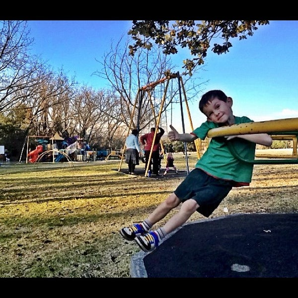 Photo taken at Simba Playground @ Delta Park by Brennan B. on 6/7/2012