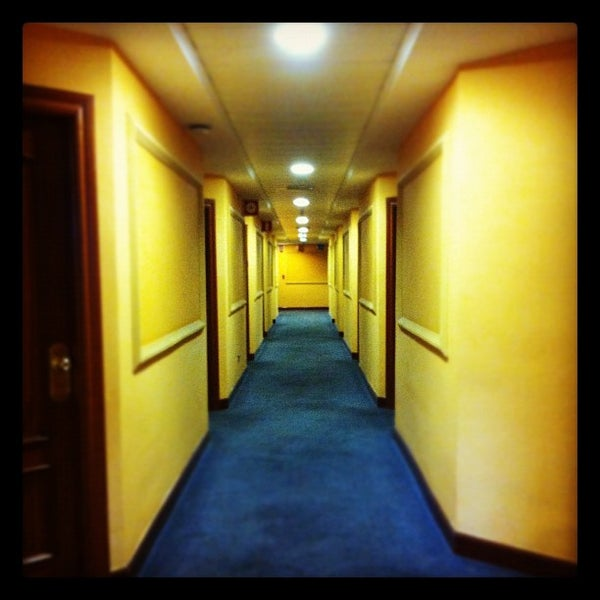 Photo taken at Hotel Alixares by Martin M. on 5/5/2012
