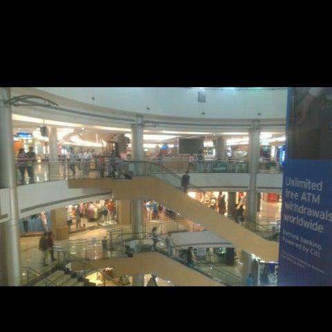 Photo taken at Inorbit Mall by Anton K. on 5/20/2012