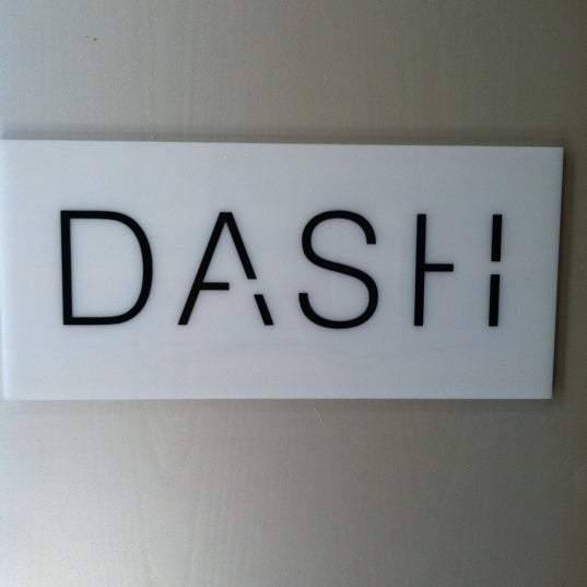 Photo taken at Dash NYC by Caleb M. on 5/14/2012