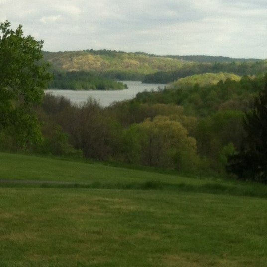 Photo taken at Salt Fork Lodge & Conference Center by Eli S. on 4/27/2012