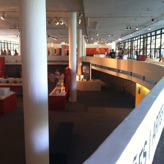 Foto tirada no(a) Museu Afrobrasil por Tate Z. em 2/29/2012