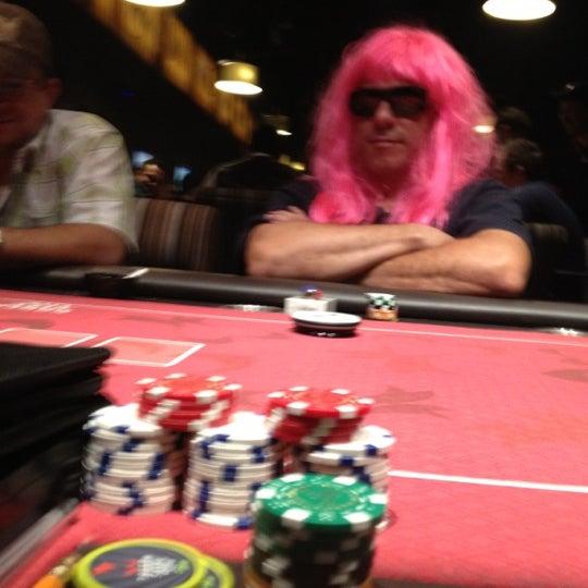 Monterrey poker city