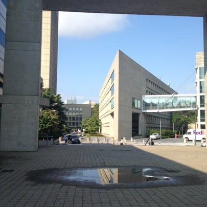 Photo taken at Massachusetts Institute of Technology (MIT) by Denise N. on 8/1/2012