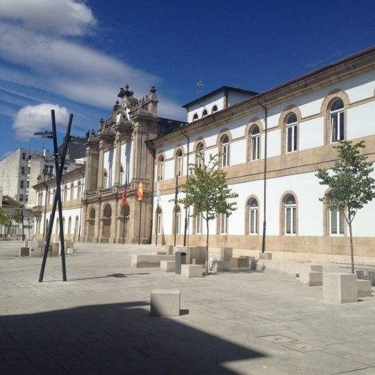 Foto tirada no(a) Deputación de Lugo por Clara G. em 8/19/2012