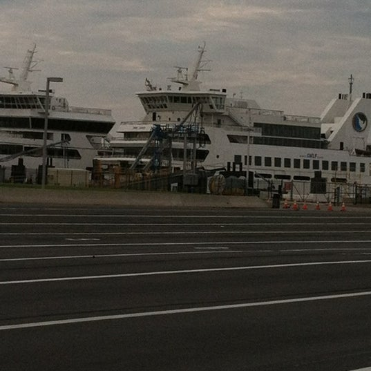 Photo taken at Cape May-Lewes Ferry | Cape May Terminal by Tim K. on 7/15/2012