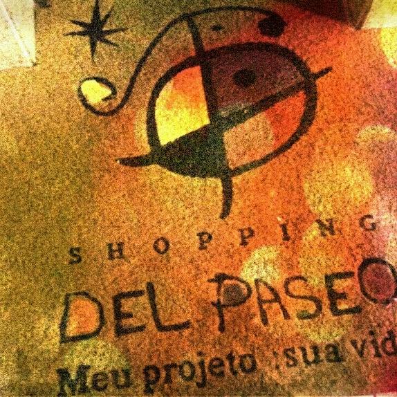 Foto tirada no(a) Shopping Del Paseo por Hellen M. em 6/22/2012