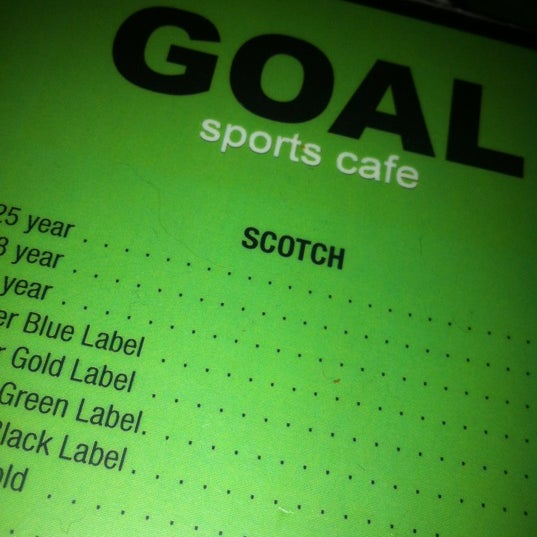 Photo taken at Goal by Carl G. on 6/4/2012