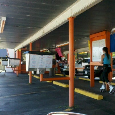 Photo taken at Eddie's Drive In by Pam M. on 7/11/2012