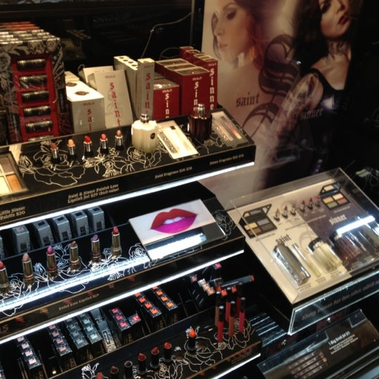Photo taken at SEPHORA by Mads F. on 5/3/2012