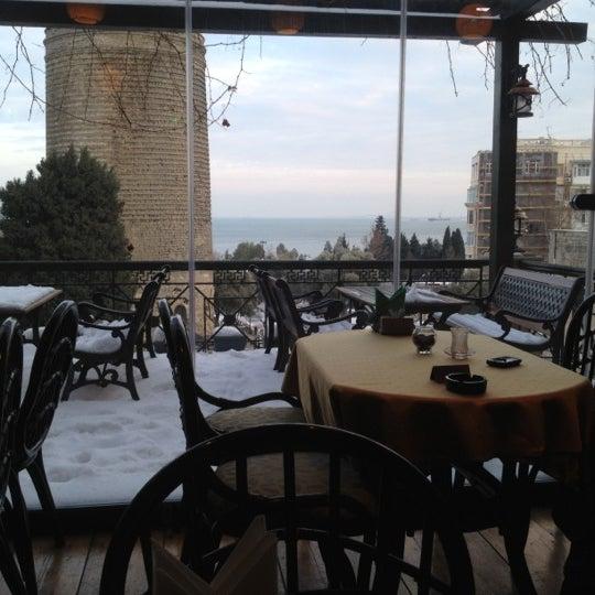 Снимок сделан в Museum Inn Boutique Hotel & Restaurant пользователем Andrew N. 2/11/2012
