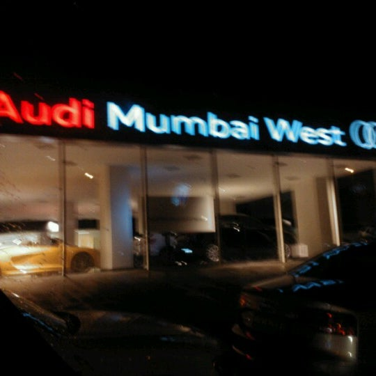 Audi Mumbai West Automotive Shop In Mumbai