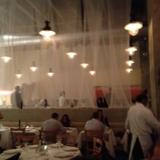 New York Restaurants Theater District Prix Fixe