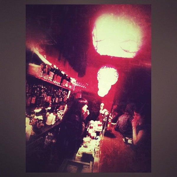 Photo taken at La Sala Rossa by Mathieu J. on 2/16/2012