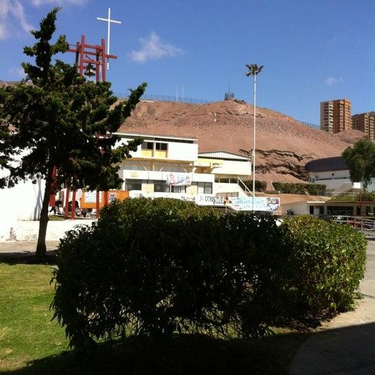 Foto tomada en Universidad Católica del Norte por Marco B. el 1/11/2012