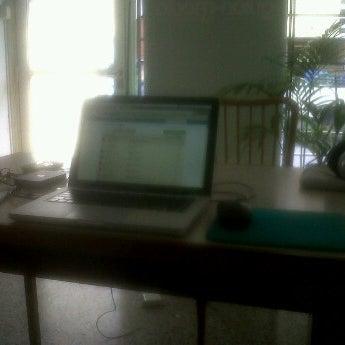Foto tomada en guionmedio HQ por Matías C. el 9/29/2011