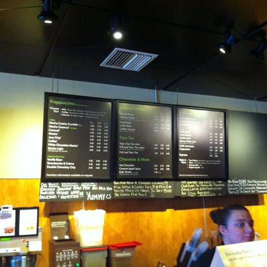 Photo taken at Starbucks by Matt B. on 5/9/2012