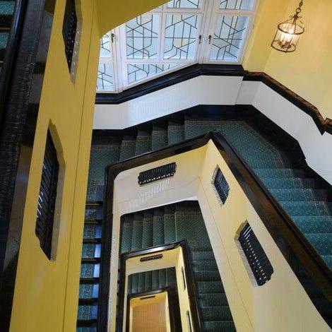 Das Foto wurde bei Hotel Fürstenhof von Christian K. am 1/3/2012 aufgenommen