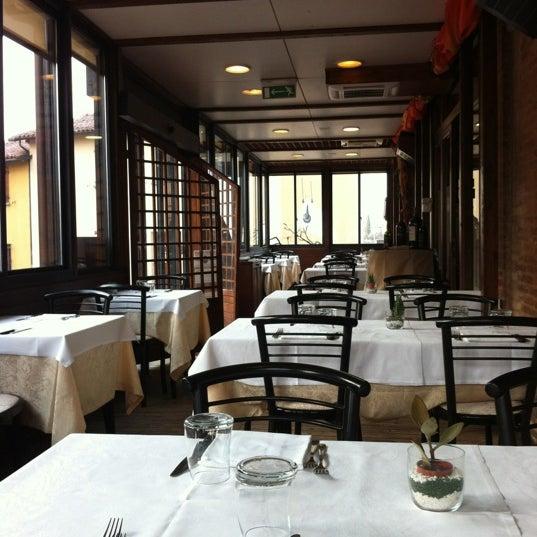 Foto scattata a Ristorante La Scuderia da Zac il 1/28/2012