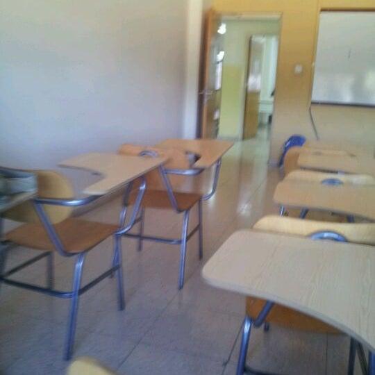 11/25/2011にFotini T.がEuropean University Cyprusで撮った写真