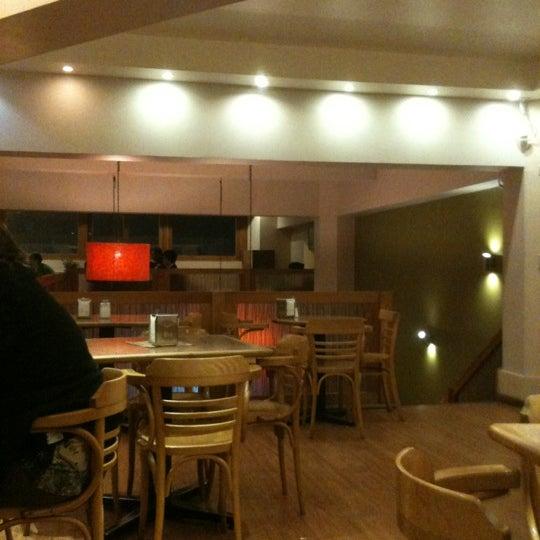 Photo taken at Café Central by Alvaro E. on 7/5/2012