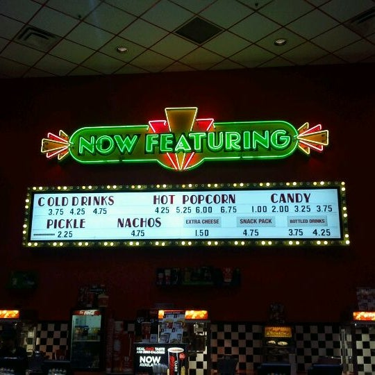 Photo Taken At Cinemark Movies 8 By Joe L On 11 24