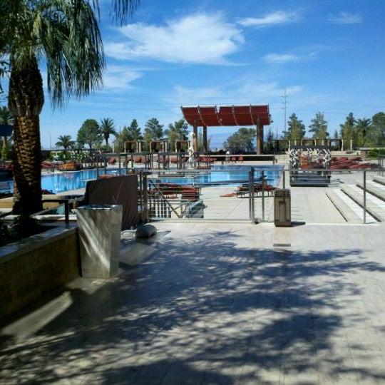 Photo taken at M Resort Spa Casino by Crystal B. on 4/3/2012
