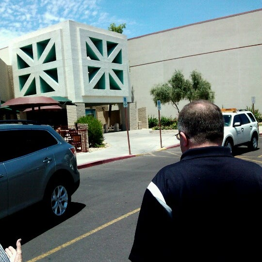 Photo taken at Paradise Valley Mall by Mike G. on 7/15/2012