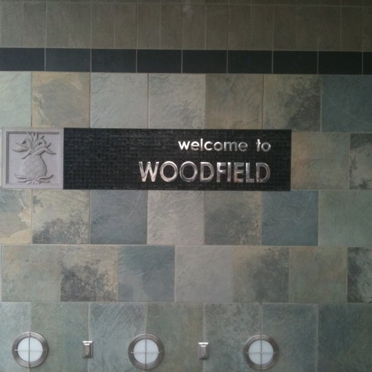 Photo taken at Woodfield Mall by Angie L. on 3/14/2011