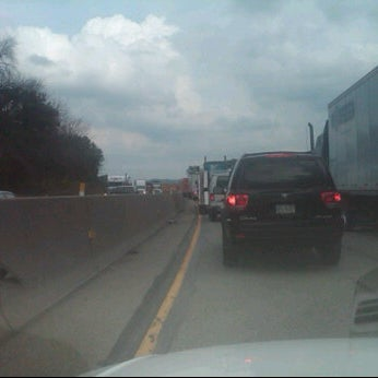 Photo taken at I-76 (PA Turnpike) by Sohail K. on 9/22/2011