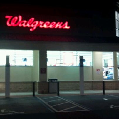 Photo taken at Walgreens by Bobby B. on 1/7/2012