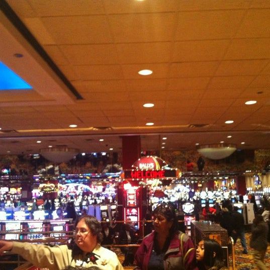 Photo taken at Bally's Casino & Hotel by Muay K. on 4/8/2012