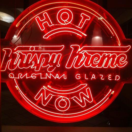 Photo taken at Krispy Kreme Doughnuts by David G. on 5/26/2012